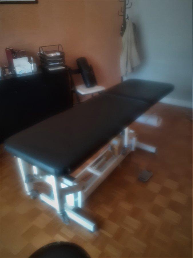 Table de massage offre Matériels